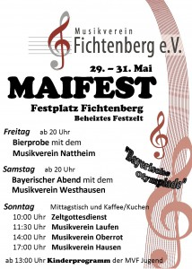 Maifest 2015 Programm